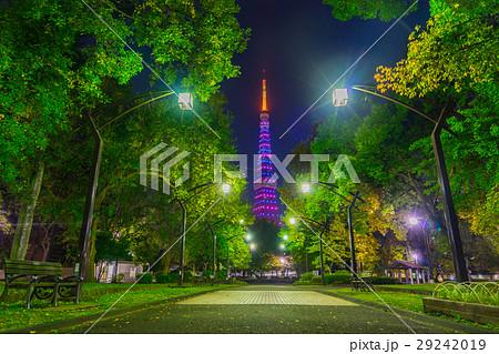 【東京都】夜の東京タワー 29242019