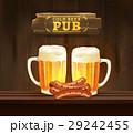 壁紙 ビール パブのイラスト 29242455