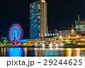 神戸 夜景 観覧車の写真 29244625