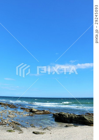 千葉県 沖ノ島からの海の風景 29245093