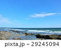 青空 海 海岸の写真 29245094