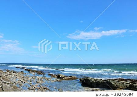千葉県 沖ノ島からの海の風景 29245094