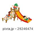 アスレチック、複合遊具、公園、チャイルド・ステーション 29246474
