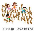 アスレチック、複合遊具、公園、チャイルド・ステーション 29246478