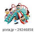 アスレチック、複合遊具、公園 29246858