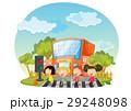 子供 子 スクールのイラスト 29248098