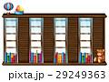 棚 シェルフ ブックのイラスト 29249363