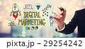 デジタル マーケティング マーケッティングの写真 29254242