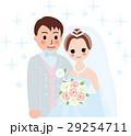 結婚式 結婚 新郎のイラスト 29254711