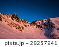 木曽駒ヶ岳 モルゲンロート 中央アルプスの写真 29257941