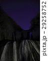 紅葉シーズンの袋田の滝(消灯) 29258752
