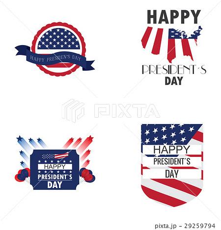 President day illustrationsのイラスト素材 [29259794] - PIXTA