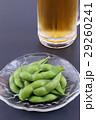 枝豆とビール 29260241