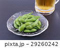 枝豆とビール 29260242