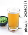 枝豆とビール 29260248