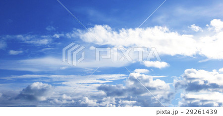 sky-clouds background. 29261439
