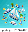 Water Transport Isometric Collection 29267400
