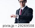 ビジネスマン(時計) 29269508