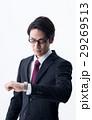 ビジネスマン(時計) 29269513