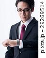 ビジネスマン(時計) 29269514
