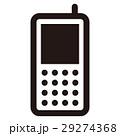 アイコン 携帯電話 スマートフォンのイラスト 29274368