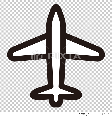airplane, air plane, icon 29274383