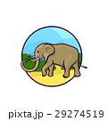 動物 マンガ 漫画のイラスト 29274519