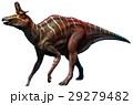 とさか 草食獣 恐竜のイラスト 29279482