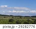 高原 夏 青空の写真 29282776
