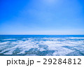 海 風景 青空の写真 29284812