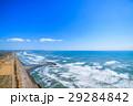 海 風景 九十九里浜の写真 29284842