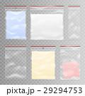 プラスチック プラスティック 透明のイラスト 29294753
