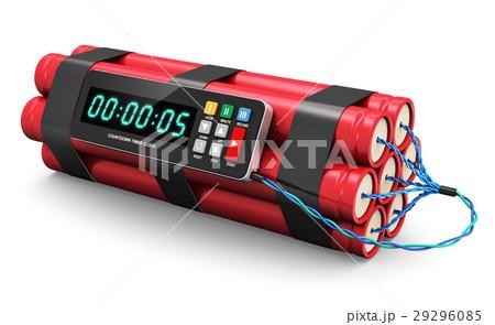 Time bombのイラスト素材 [29296085] - PIXTA