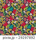 パターン 柄 模様のイラスト 29297892