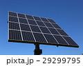 パネル 発電 太陽電池の写真 29299795