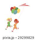 女の子 女子 少女のイラスト 29299829