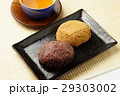 お萩 和菓子 牡丹餅の写真 29303002