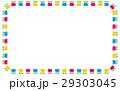 ベクター ライン フレームのイラスト 29303045