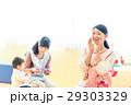 若い女性、保育士 撮影協力:RYOZAN PARK大塚 29303329