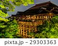 【京都府】夜の清水寺 29303363