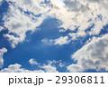 青空と雲 29306811