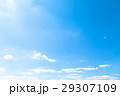 青い空 空 雲の写真 29307109