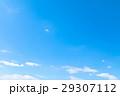 青い空 空 雲の写真 29307112