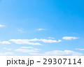 青い空 空 雲の写真 29307114