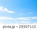 青い空 空 雲の写真 29307115