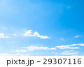 青い空 空 雲の写真 29307116