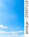 青い空 空 雲の写真 29307119