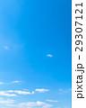 青い空 空 雲の写真 29307121