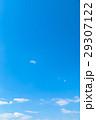 青い空 空 雲の写真 29307122