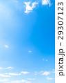 青い空 空 雲の写真 29307123
